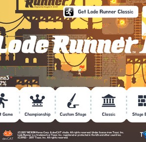 Lode Runner 1 Ekran Görüntüleri - 3