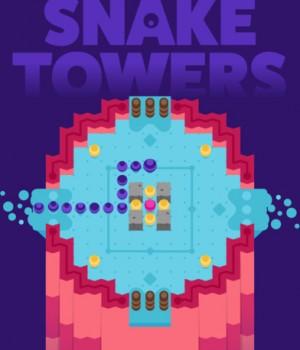 Snake Towers Ekran Görüntüleri - 4