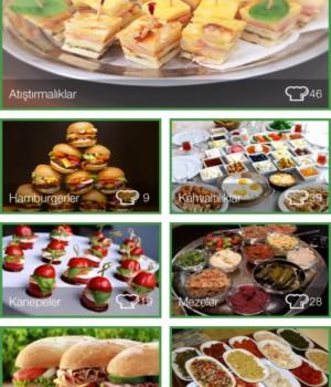 Yöresel Yemek Tarifleri Ekran Görüntüleri - 4