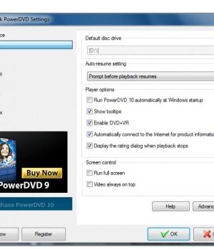 CyberLink PowerDVD Ekran Görüntüleri - 1