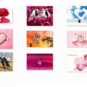 Sevgililer Günü Fotoğraf Albümü Ekran Görüntüleri - 1