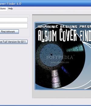 Album Cover Finder 6.1 Ekran Görüntüleri - 1