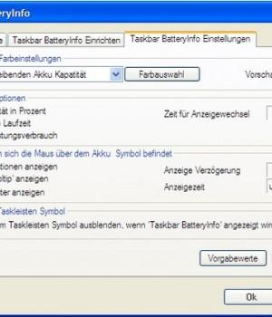 Notebook BatteryInfo Ekran Görüntüleri - 1