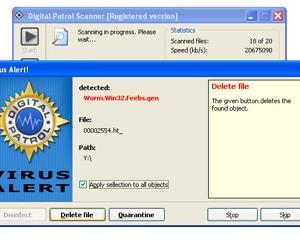 Digital Patrol Ekran Görüntüleri - 1