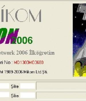 Mikom İlköğretim Okul Yönetim Ekran Görüntüleri - 1