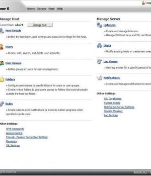 WS_FTP Server Ekran Görüntüleri - 3