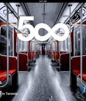 500px Ekran Görüntüleri - 5