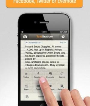 ABBYY TextGrabber + Translator Ekran Görüntüleri - 1