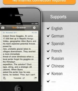 ABBYY TextGrabber + Translator Ekran Görüntüleri - 4