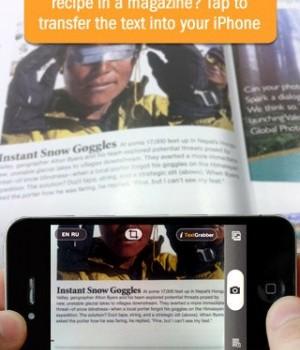 ABBYY TextGrabber + Translator Ekran Görüntüleri - 3