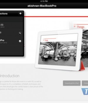 Adobe Shadow Ekran Görüntüleri - 3