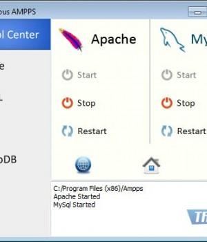 AMPPS Ekran Görüntüleri - 1
