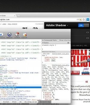 Chrome Adobe Shadow Ekran Görüntüleri - 2