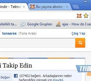 Chrome Foxish Live RSS Ekran Görüntüleri - 2