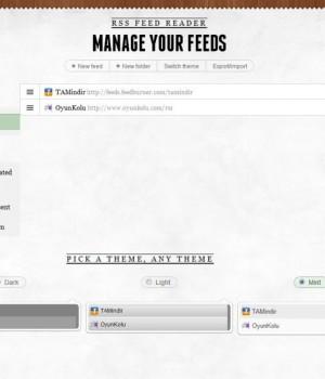 Chrome RSS Feed Reader Ekran Görüntüleri - 1