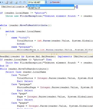 Convert .NET Ekran Görüntüleri - 4