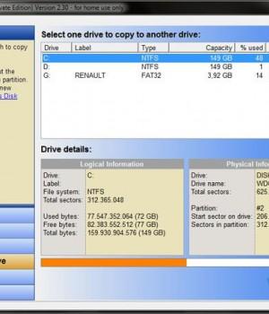DriveImage XML Ekran Görüntüleri - 2