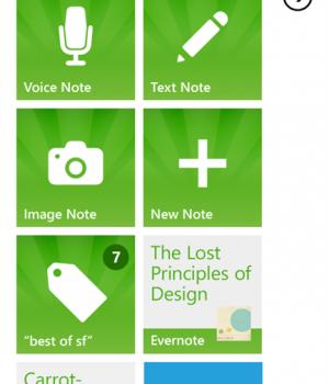 Evernote Mobil Ekran Görüntüleri - 4