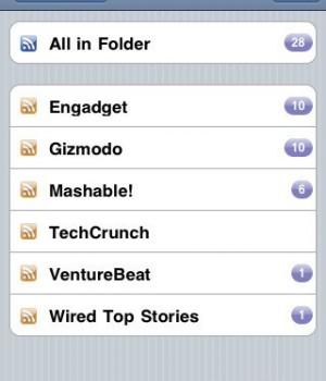 Feeddler RSS Reader Ekran Görüntüleri - 1