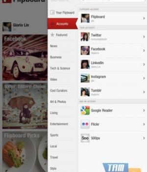 Flipboard Ekran Görüntüleri - 3