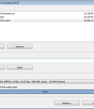Free Video to DVD Converter Ekran Görüntüleri - 1