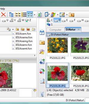 FreeCommander XE Ekran Görüntüleri - 3
