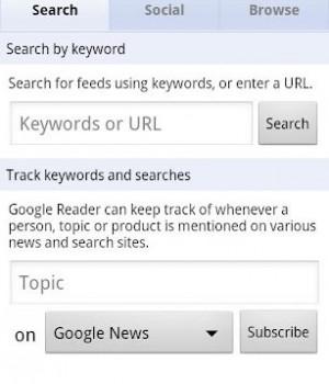 Google Reader Ekran Görüntüleri - 2