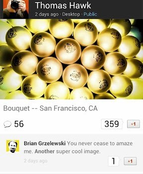 Google+ Ekran Görüntüleri - 3