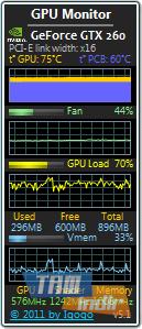 GPU Monitor Ekran Görüntüleri - 3