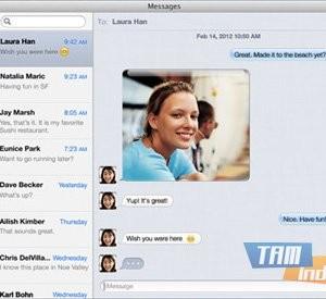 iMessages Ekran Görüntüleri - 1