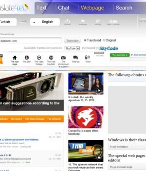 itranslate4 Ekran Görüntüleri - 1