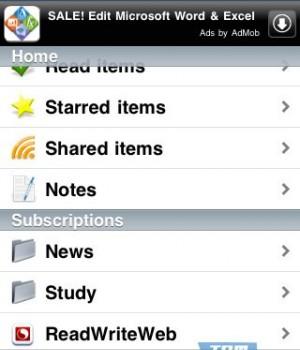 MobileRSS Ekran Görüntüleri - 3