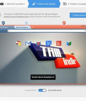My Chrome Theme Ekran Görüntüleri - 2