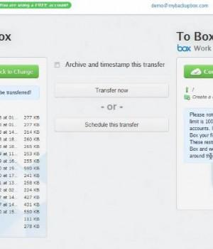 Mybackupbox Ekran Görüntüleri - 2