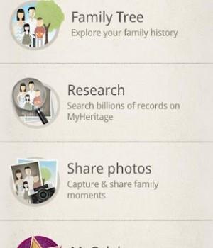 MyHeritage Ekran Görüntüleri - 1