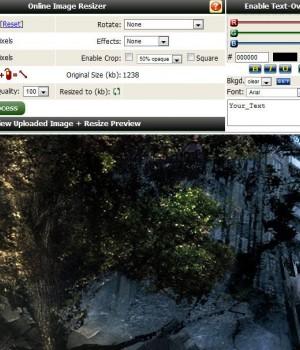 Online Image Resizer Ekran Görüntüleri - 2