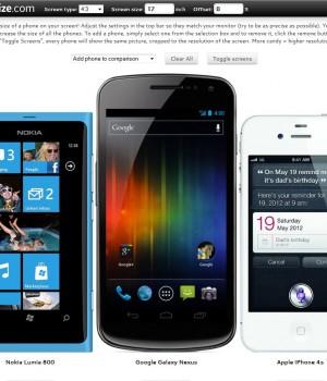 Phone Size Ekran Görüntüleri - 1