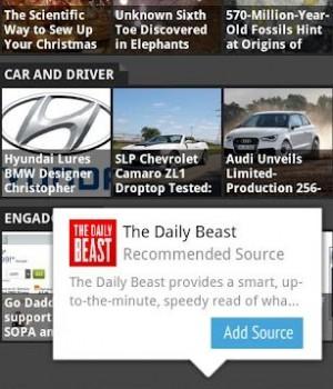 Pulse News Ekran Görüntüleri - 1