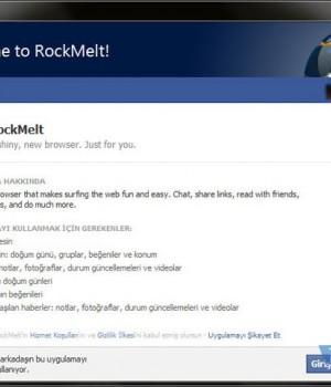 RockMelt Ekran Görüntüleri - 6