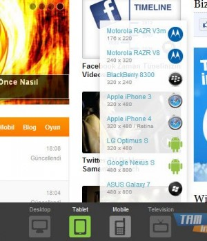 Screenfly Ekran Görüntüleri - 2