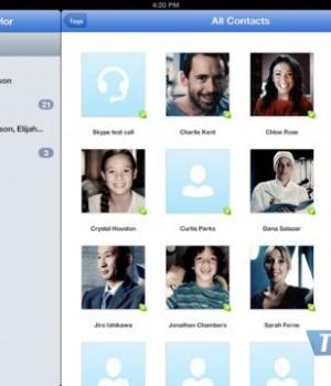 Skype For iPad Ekran Görüntüleri - 4