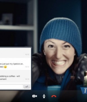 Skype For iPad Ekran Görüntüleri - 3