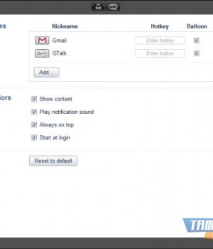 Social For Gmail Ekran Görüntüleri - 2