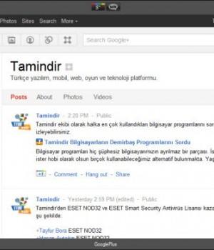 Social for Google+ Ekran Görüntüleri - 2