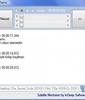 Subtitle Mechanic Ekran Görüntüleri - 1