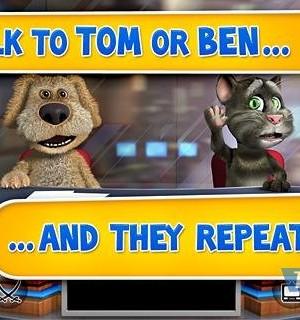 Talking Tom & Ben News Free Ekran Görüntüleri - 1