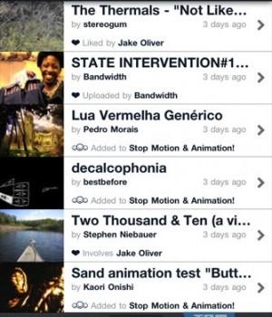 Vimeo Ekran Görüntüleri - 4