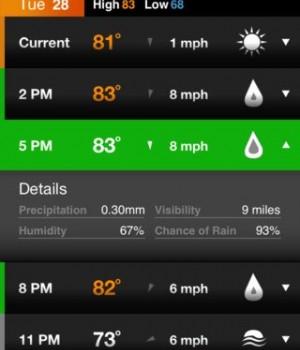 Weatherwise Ekran Görüntüleri - 2