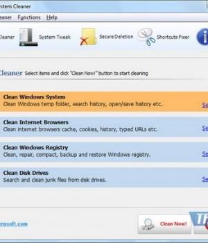 Weeny Free Cleaner Ekran Görüntüleri - 1