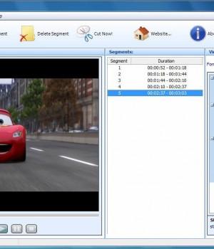 Weeny Free Video Cutter Ekran Görüntüleri - 1